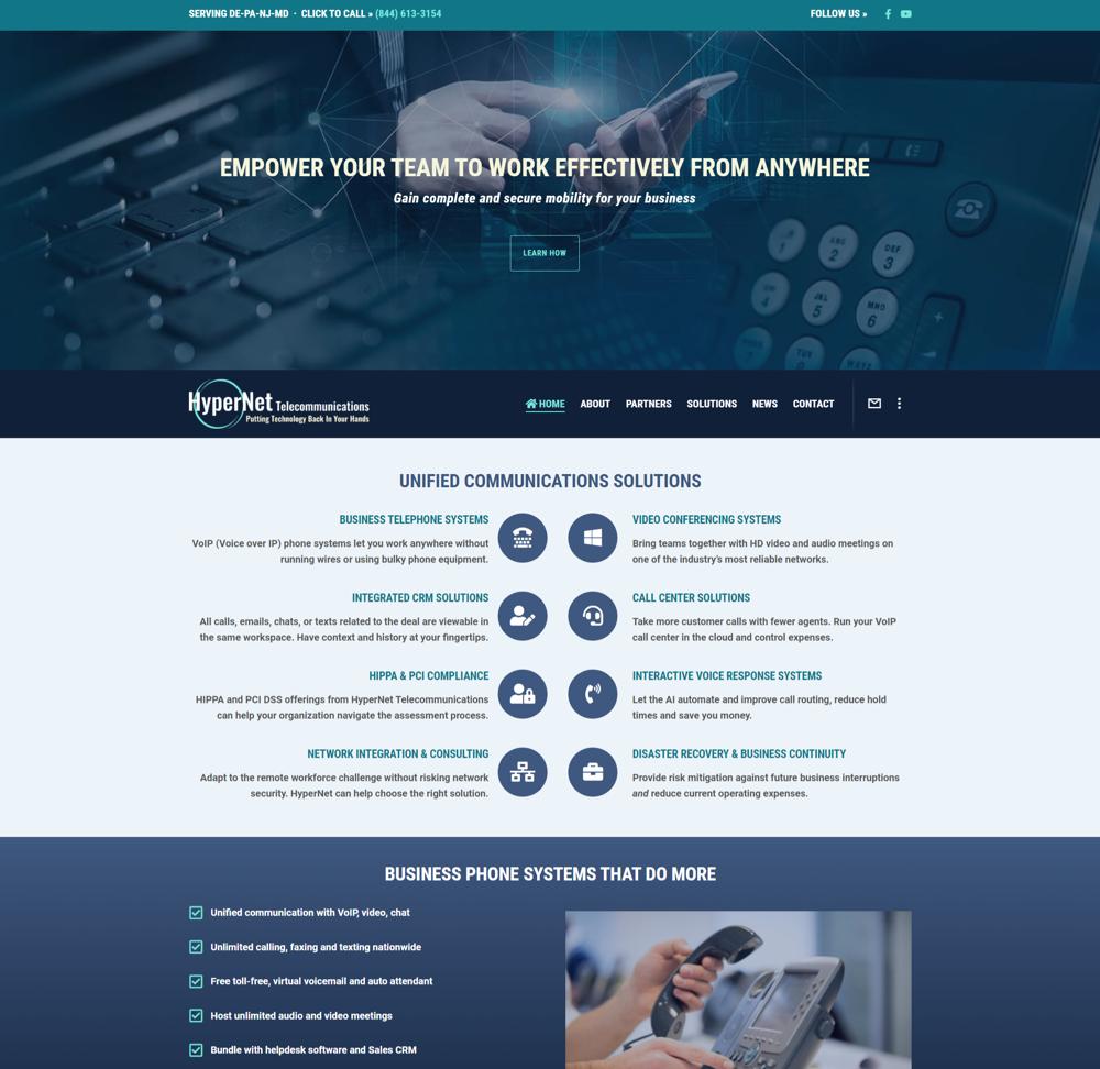 HyperNet Telecommunications