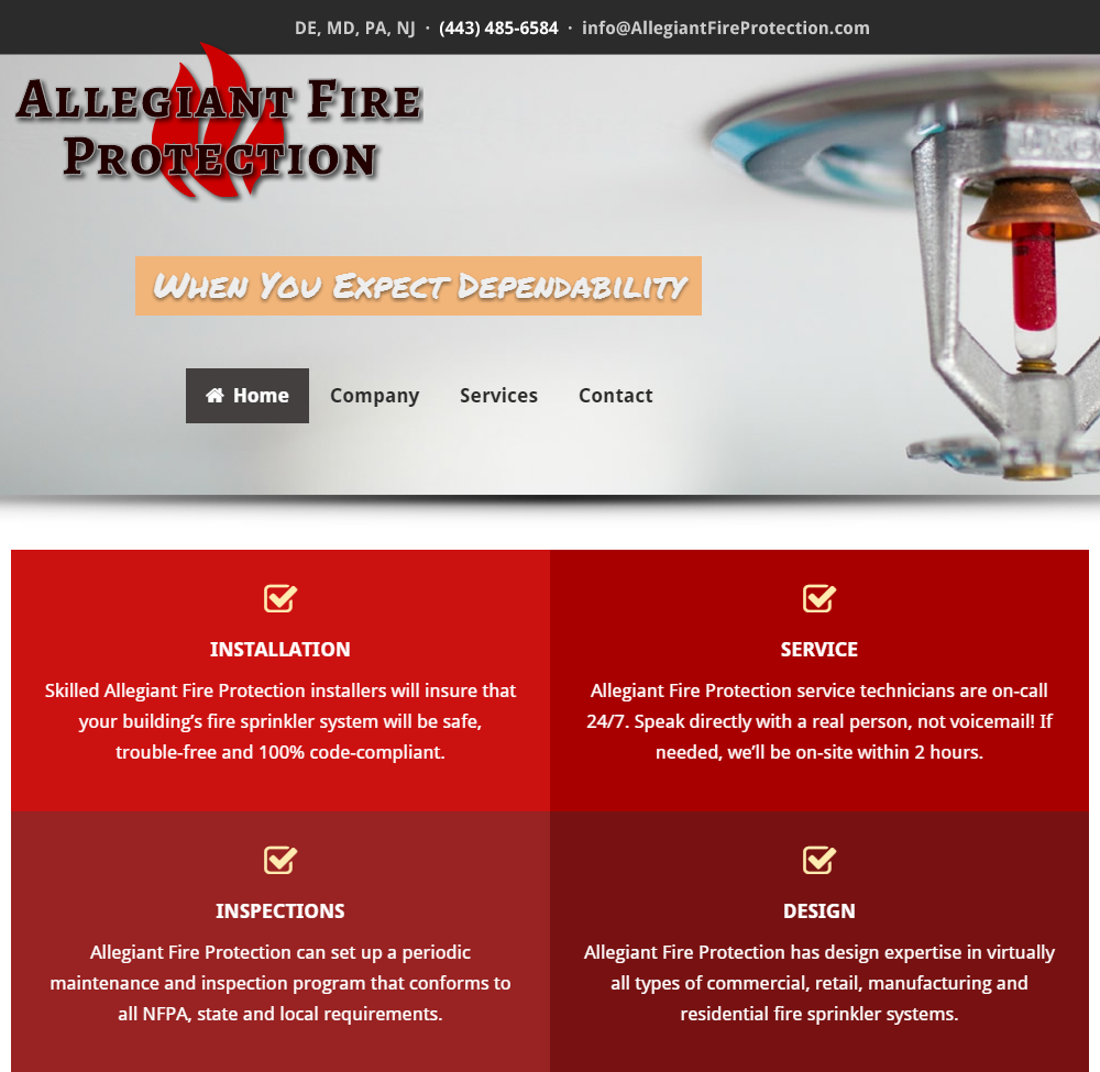 Allegiant Fire Protection