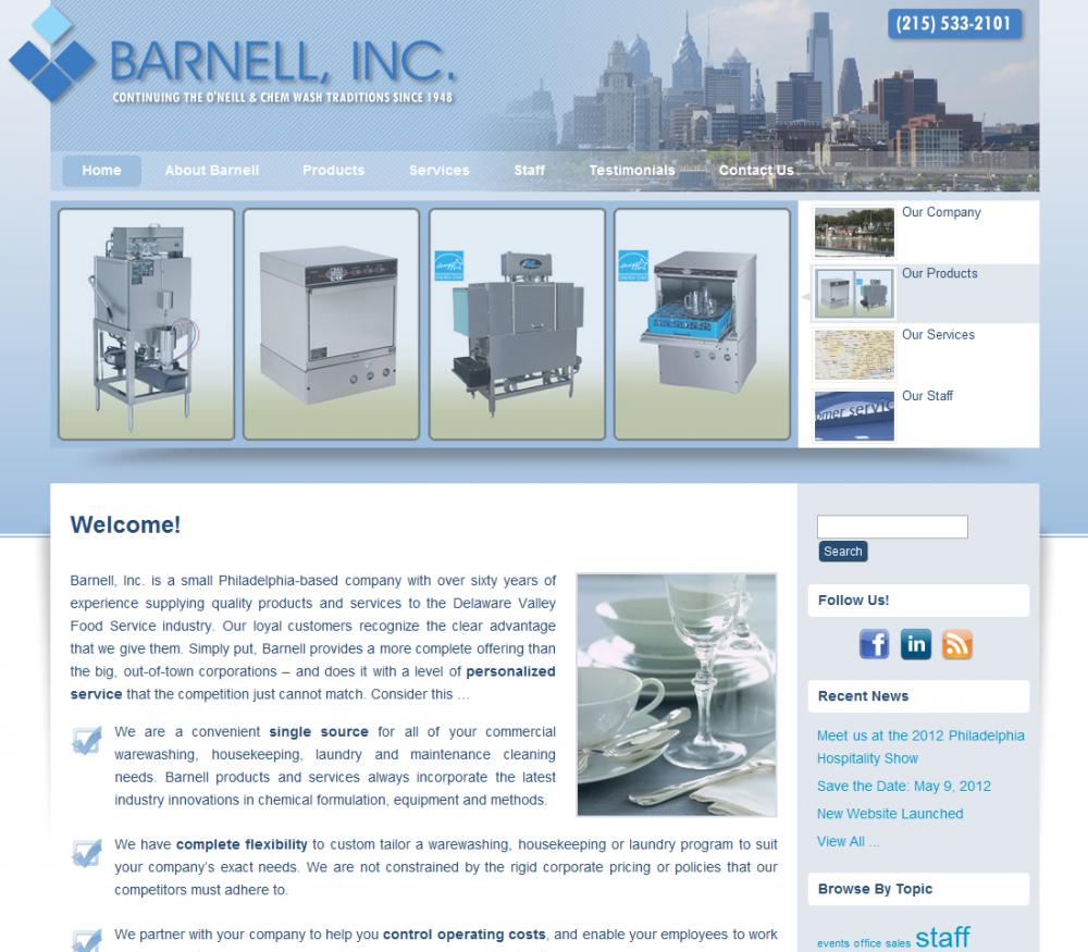 Barnell, Inc