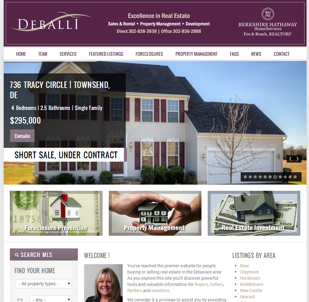 DEBALLI Real Estate