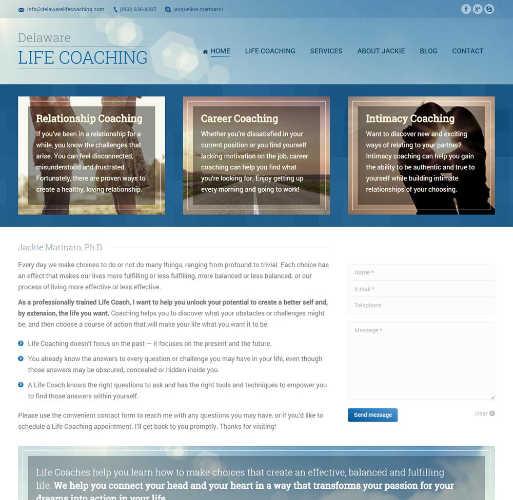 Delaware Life Coaching