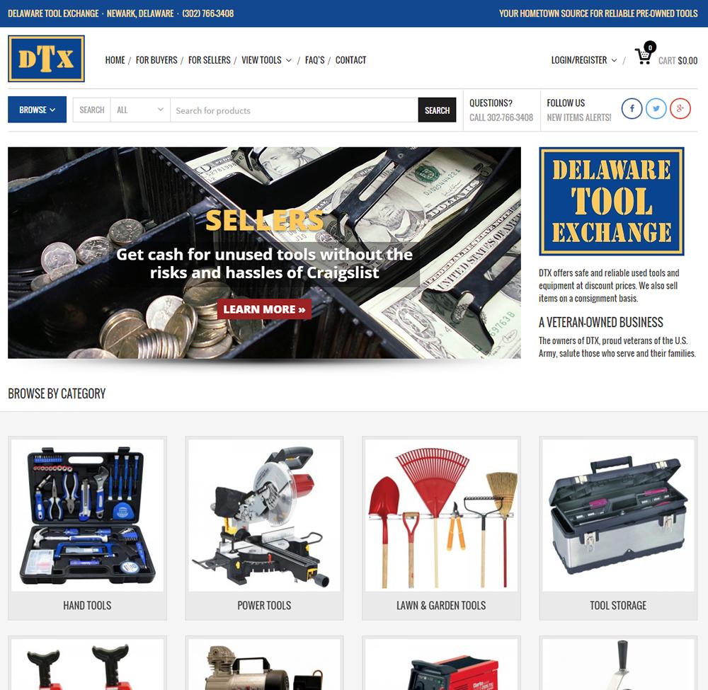 Delaware Tool Exchange