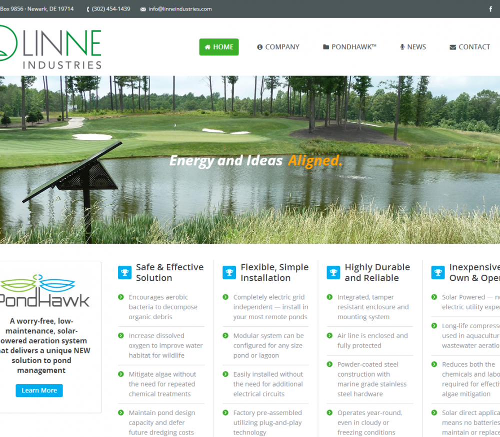 LINNE Industries