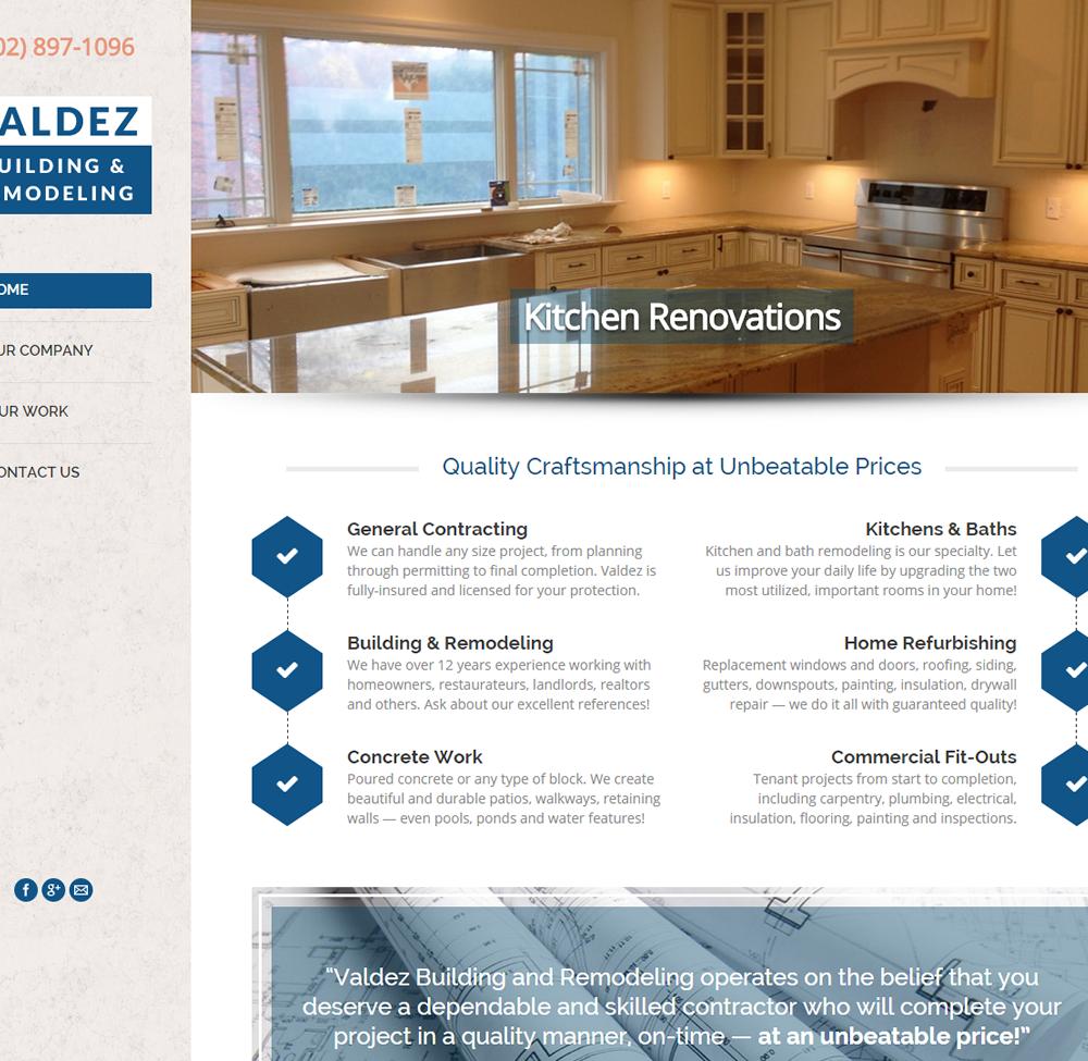 Valdez Building & Remodeling